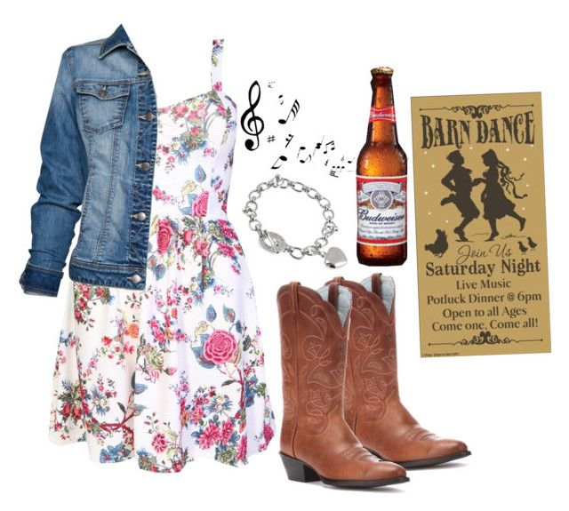 how to do the barn dance