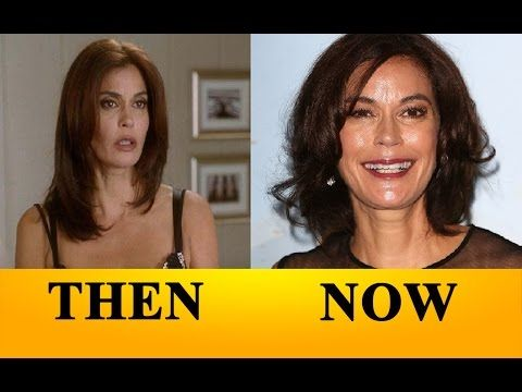 Desperate Housewives 2004 through the years (then and now)