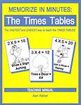 Each step-by-step lesson plan walks you through the pictures and stories system of teaching the times table.
