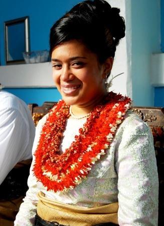 Tongan Bride