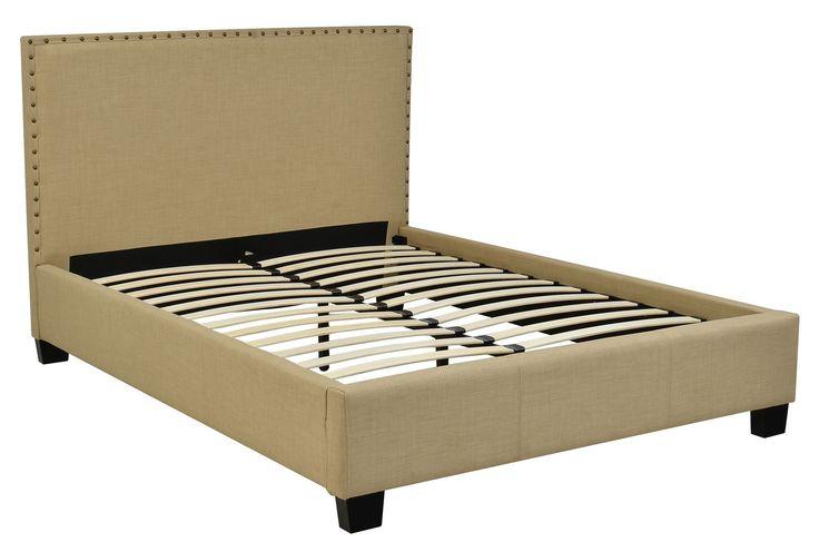Lennox II California King Upholstered Platform Bed - Signature