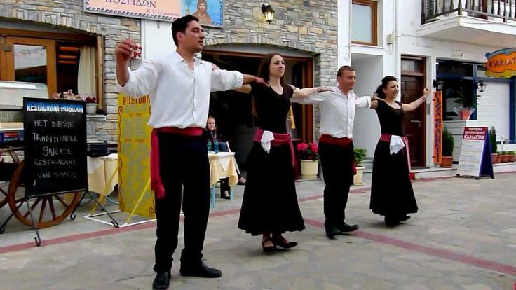 Dance Zorba the Greek 2.. good basics