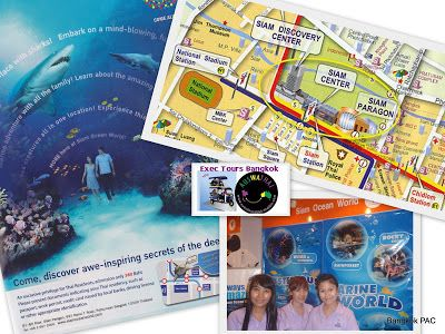 Sealife Bangkok - Thaibis Achiever