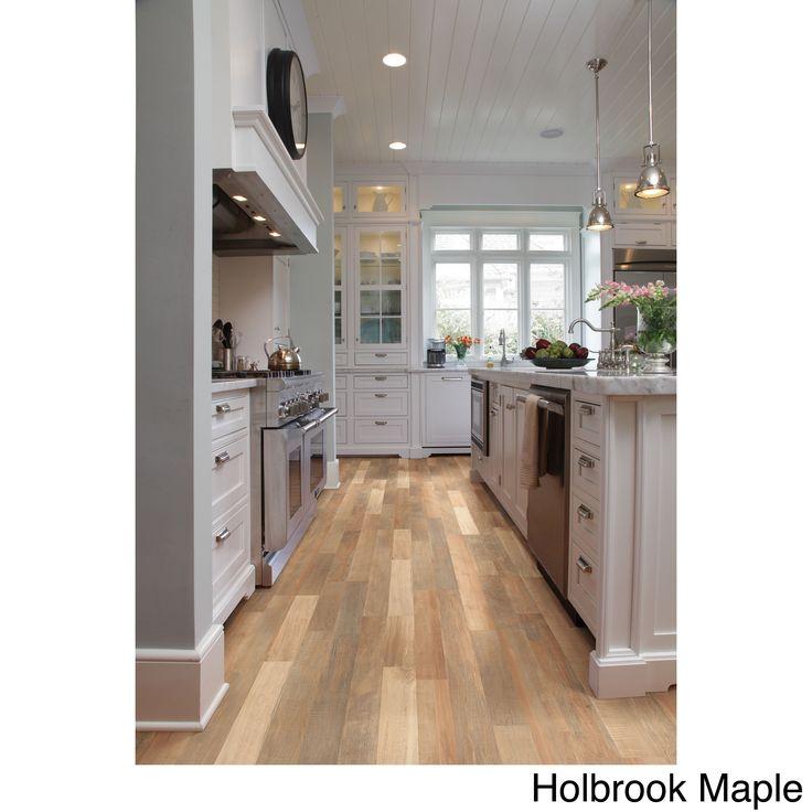 Shaw Landscapes Faux Wood Laminate Flooring 26 4 Sq Ft