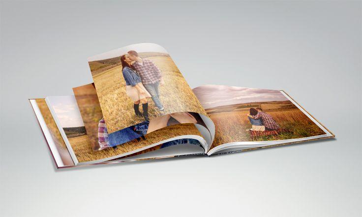 Ontwerp uw persoonlijke fotoboek Kies een platform