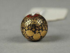Ojime Period: Edo period (1615–1868) Date: 19th century Culture: Japan