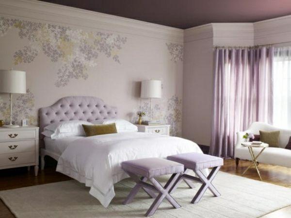 114 best images about Wandgestaltung on Pinterest Belle, Design - tapetenmuster schlafzimmer