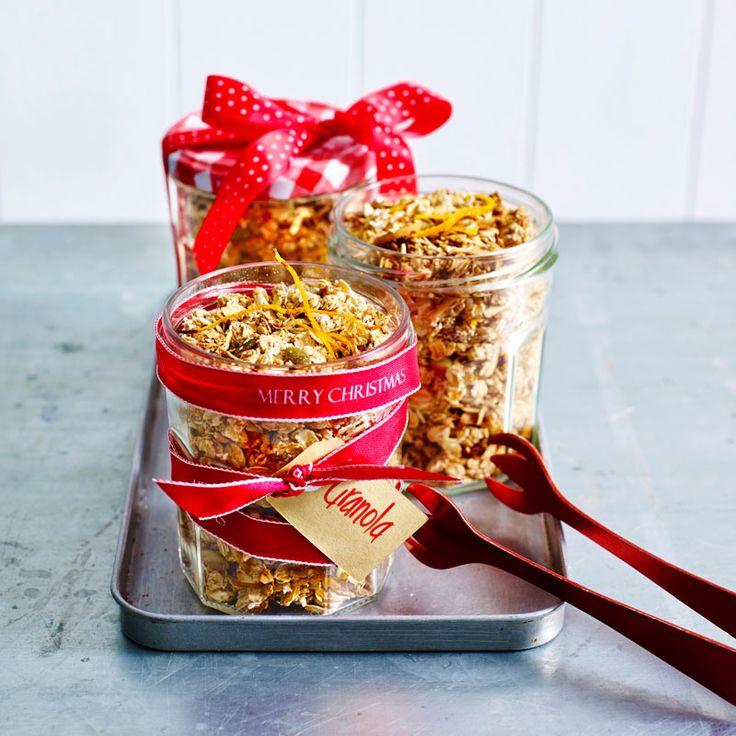 Homemade granola Recipe | Weight Watchers AU