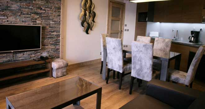 Luxe appartementen in Koh-I Nor in Val Thorens