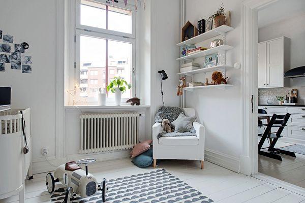 Skandynawskie mieszkanie...
