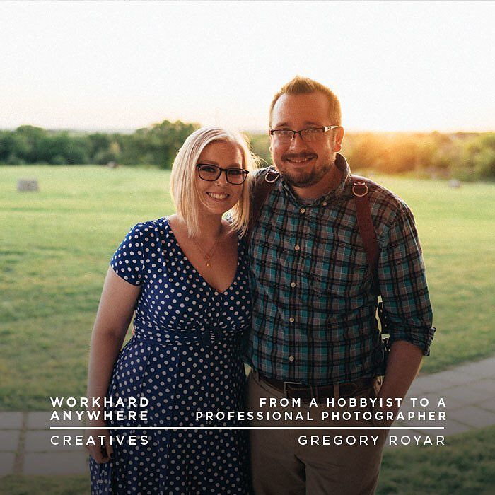WHA Creatives  Gregory Royar is a Director of Technology for the Argyle ISD School District in Argyle Texas. He also runs a photo and video business called Gregory Royar IMG CO where he gets to express his  creative side and work on passion projects. Check link in bio #whacreative