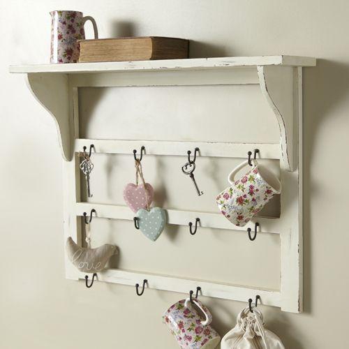 Shabby Chic Kitchen Shelves: 10 Best Shabby Chic Shelves Images On Pinterest