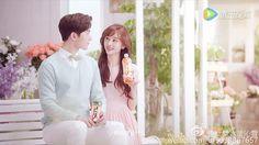 Dramaxstyle: Yang Yang dan Zheng Shuang melepaskan memikat Jasmine Tea Commercial