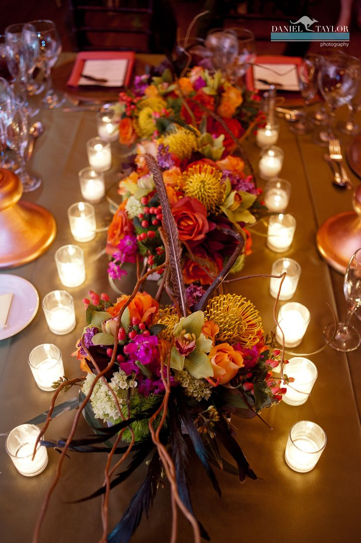 rehearsal dinner decorations | ... at the Park Lane rehearsal dinner. Photo by Daniel Taylor Photography