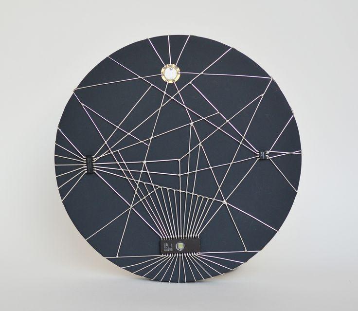Microchips synaps  @The Flat-Massimo Carasi, Milan