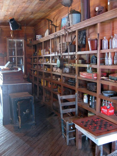 old general stores throughout the country.