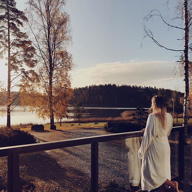 sunday perfection ✨ #langvikhotel http://www.langvik.fi/