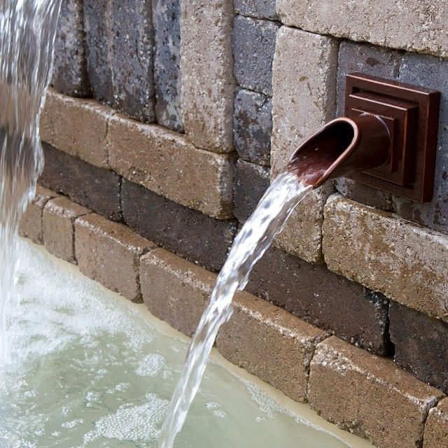 24 Best Images About Wall Spouts On Pinterest Old World