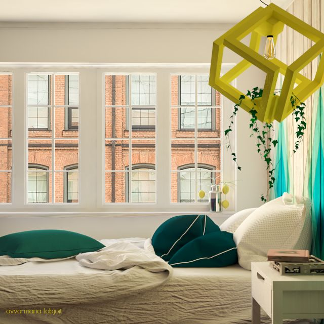 It's not only the view. It's the bed you open your eyes in every morning.
