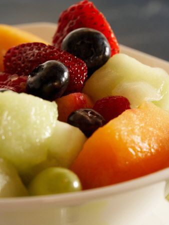 This is the best fruit salad recipe for potlucks, parties, picnics or just a healthy snack for the family.