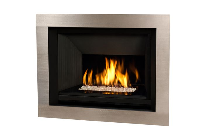 17 best images about valor fireplaces h5 series on for Four sided fireplace