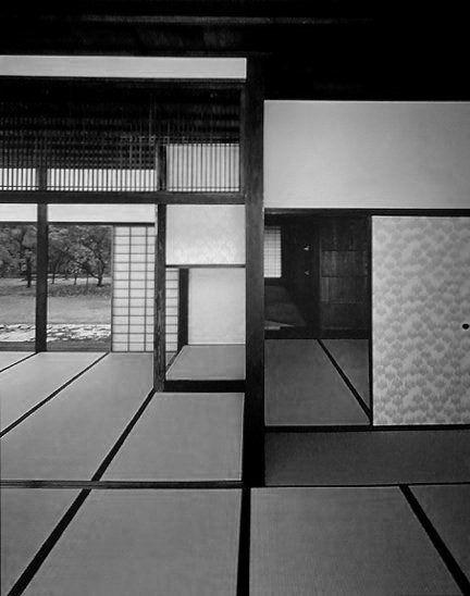 桂離宮, Katsura-rikyu, Kyoto, Japan - Yasuhiro Ishimoto