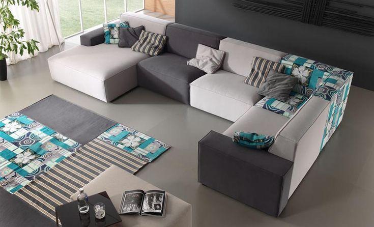 Tu casa merece un sofá como este , calidad pata tu hogar sin renunciar al diseño. Descubre más en nuestra web