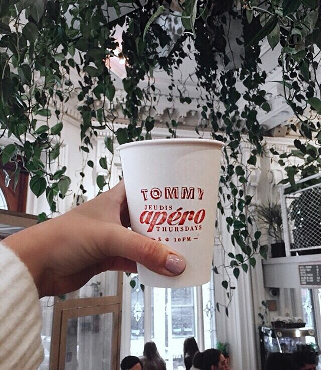 Tommy Cafe, Montreal