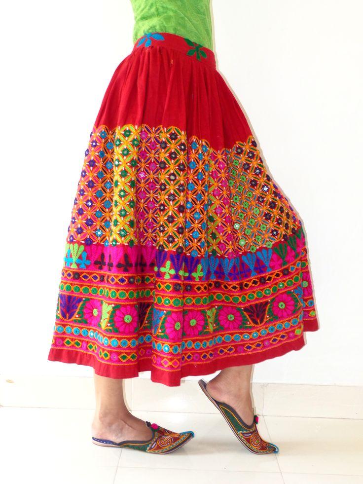 #BohemianTraditionalSkirt #rabarichaniyacholi #vinatge#rabari#skirt #Kutchi#tribal#skirt #vintageChaniya #vinatge #bohemianskirt #tribalskirt #craftnfashion #meghcraft #vintagecraft #indiancrafts #indianethnicjewelry