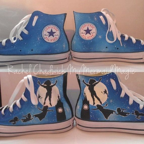 Acrylic on converse  I can do on off brand vans style shoe, toms or vans as an alternative.