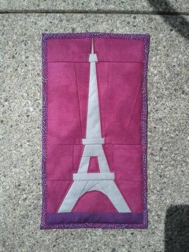 33 Best Eiffel Tower Quilts Images On Pinterest Quilt
