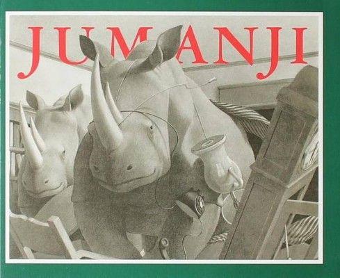Livres Ouverts : Jumanji