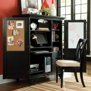 12 Best Images About Computer Armoire On Pinterest