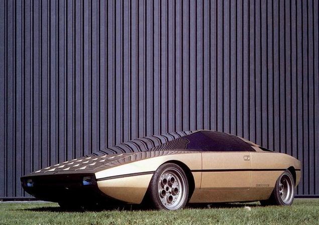 Lamborghini Bravo P114 Concept Bertone 1974 Funny Interesting Pinterest Lamborghini