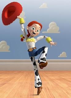 Jessie - Toy Story 2