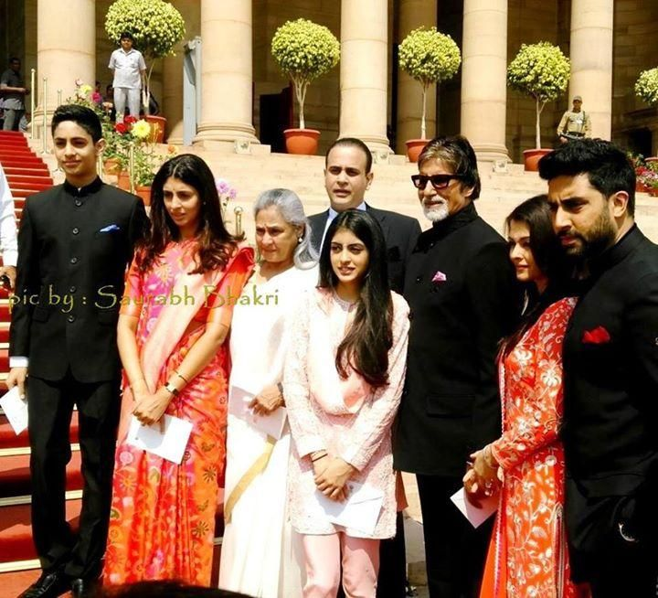 amitabh bachchan family tree - photo #36
