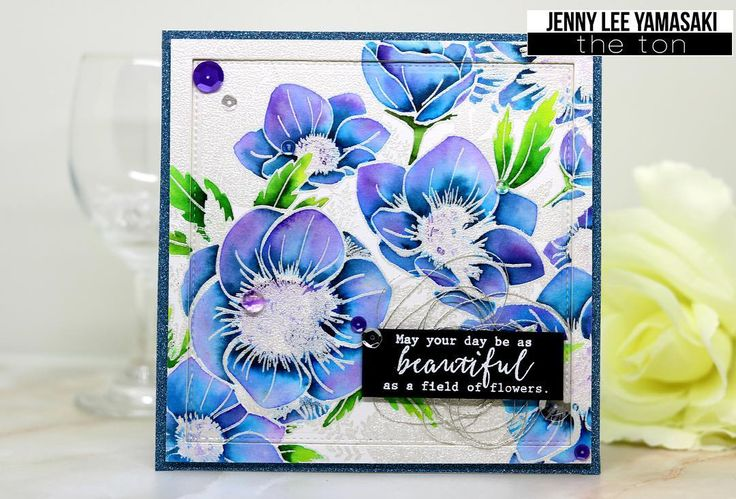 The Ton's Summer 2017 Blog Hop is live! 😍 We have fabulous projects from amazing talents! Please join us for inspiration, fun, and giveaways! I have 2 cards up on my blog for today. Clickable link in my bio! ❤️ https://handmadebyjly.wordpress.com/2017/06/09/the-tons-summer-2017-release-blog-hop/ @thetonstamps #thetonstamps #papercraft #cardmaking #stamping #coloring #anemone #colorburst #handmade #handmadecard #HandmadebyJLY #핸드메이드 #핸드메이드카드 #수제카드 #스탬핑 #컬러링