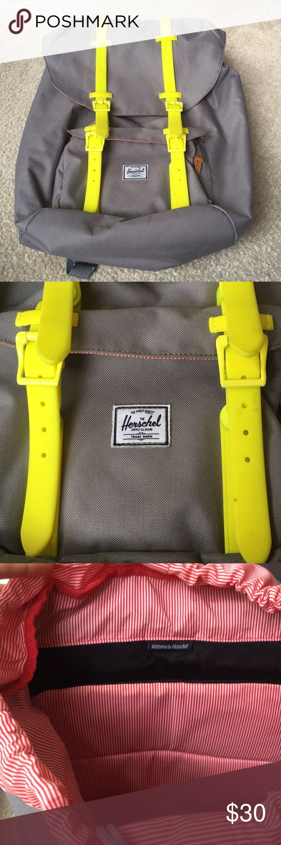 """Herschel backpack with laptop pouch 17"""" inches t…"""