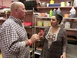 Andrew Zimmern learns how Indian confections are made at Raja Sweets in Houston in this Bizarre Foods America video.