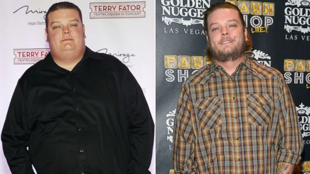 See 'Pawn Stars' Corey Harrison After 192-Pound Weight Loss - ABC News
