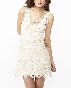 http://whiteswallows.tumblr.com/post/22772517903: Pretty Dresses, Crochet Dresses, Shorts Dresses, Closet, Lace So Sweet, Dresses Rooms, Clothing Hair, Lace Dresses, I D Wear