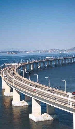 Ponte Rio Niterói, Rio de Janeiro - BRASIL