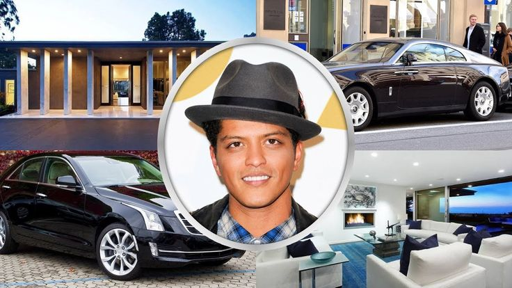 Bruno Mars Net Worth | Family | Lifestyle | House and Cars | Income | Br...
