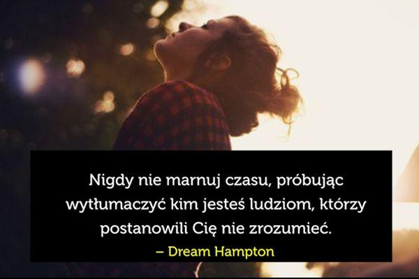 Nigdy nie marnuj czasu... #Hampton-Dream,  #Czas-i-przemijanie, #Człowiek…