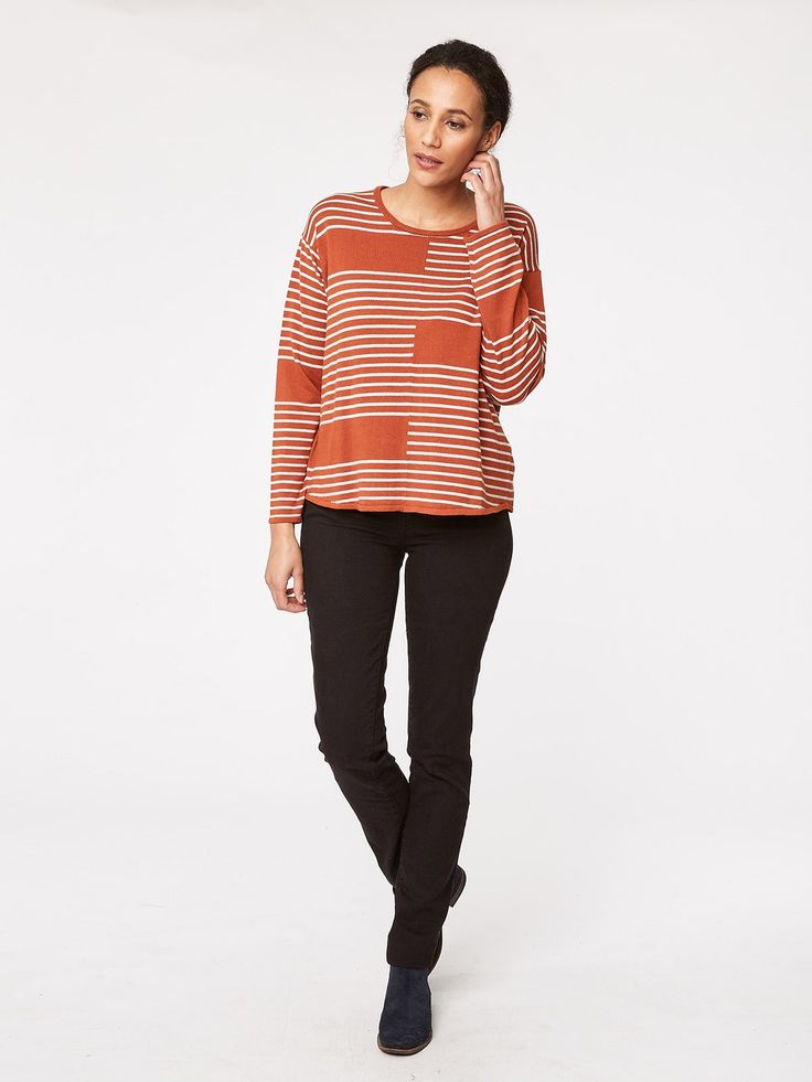 Sonia Organic Cotton Skinny Jeans  - Trousers - WOMEN