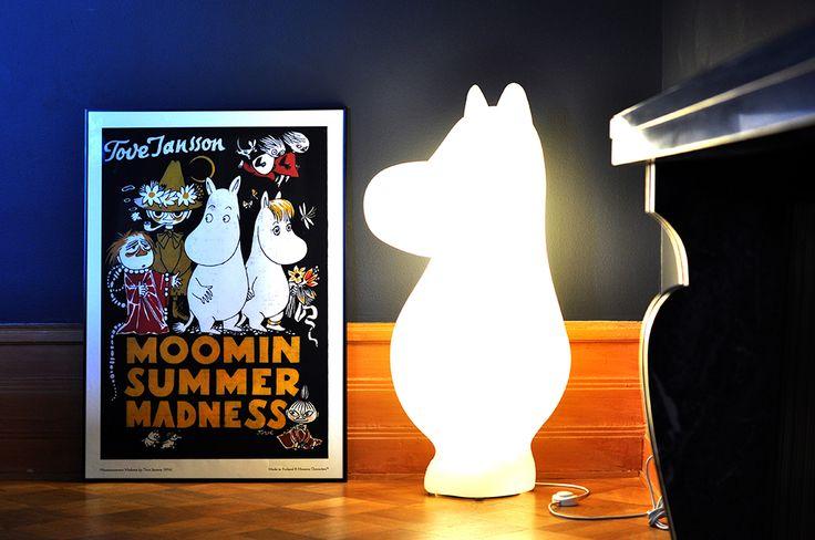 Moomin Summer Madness  http://shop.moomin.com/products/moomin-poster-moominsummer-madness