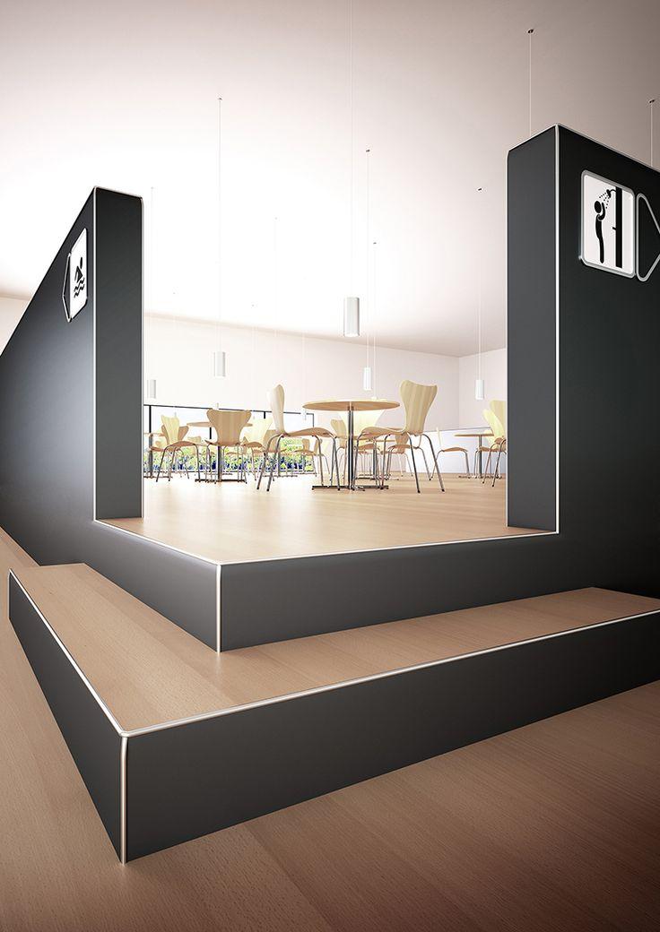 """erit Profile Systems (DE),""""Runde Ecken"""" für die sichere Treppenverlegung"""