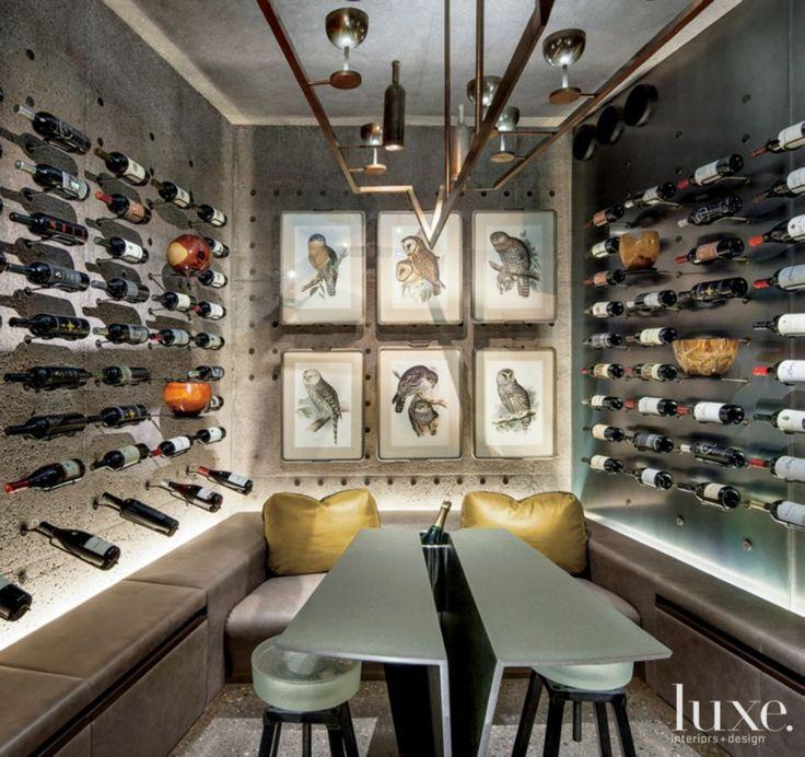 18 habitaciones vino super estilo luxedaily dise o for Diseno de interiores facebook