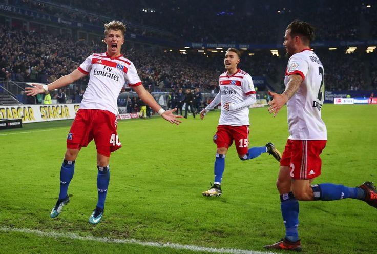 Fußball-Bundesliga: Der HSV kann noch gewinnen - SPIEGEL ONLINE - Sport