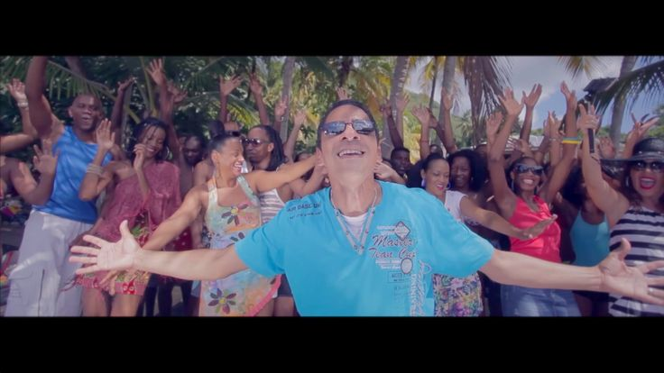 Tony Chasseur Feat Maurane Voyer  E.sy Kennenga  & Swe - Caribbean